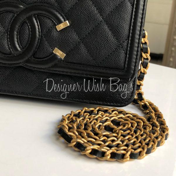 332f572858b16c Chanel WOC Filigree Black -