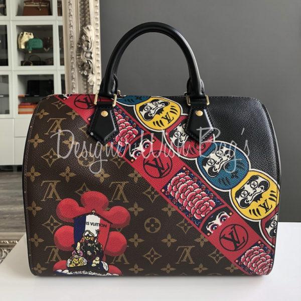 880530d76aee1 Louis Vuitton Speedy Kabuki -
