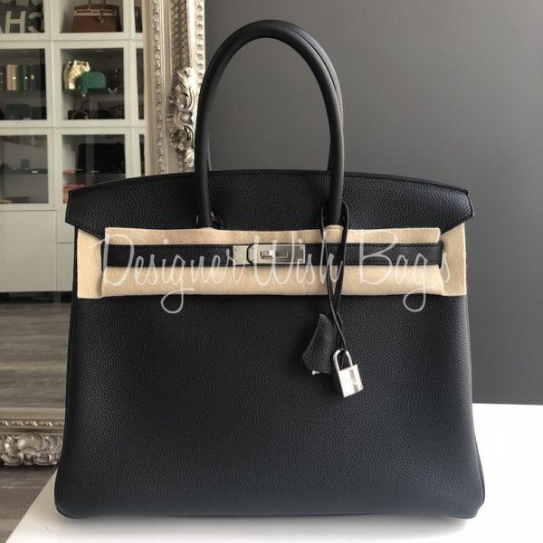 b31cac1a66782 Hermès Birkin 35 Black Togo PHW. IMG 5027. IMG 5029. IMG 5032