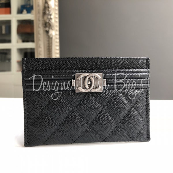 59fc059d05e1 Chanel Boy Card Holder. IMG_5937. IMG_5943. IMG_5938