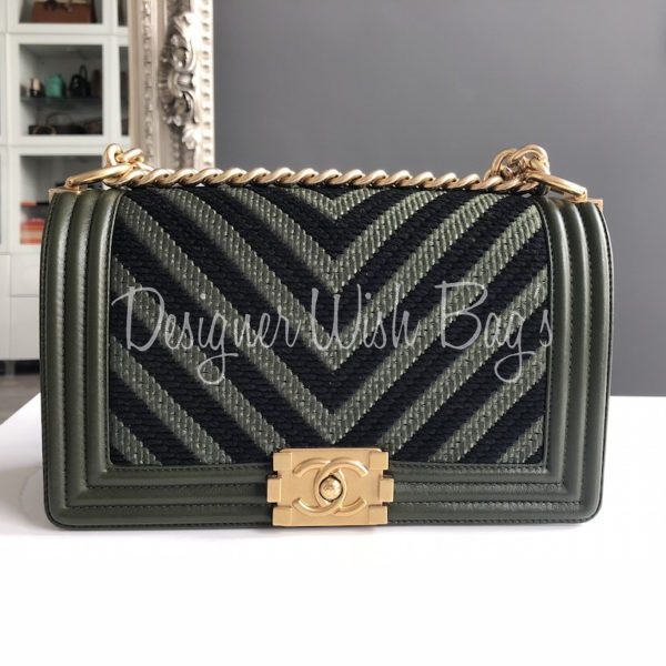 b6a499ad4f1a Chanel Boy Chevron Military Green. IMG_8006. IMG_7976. IMG_7978