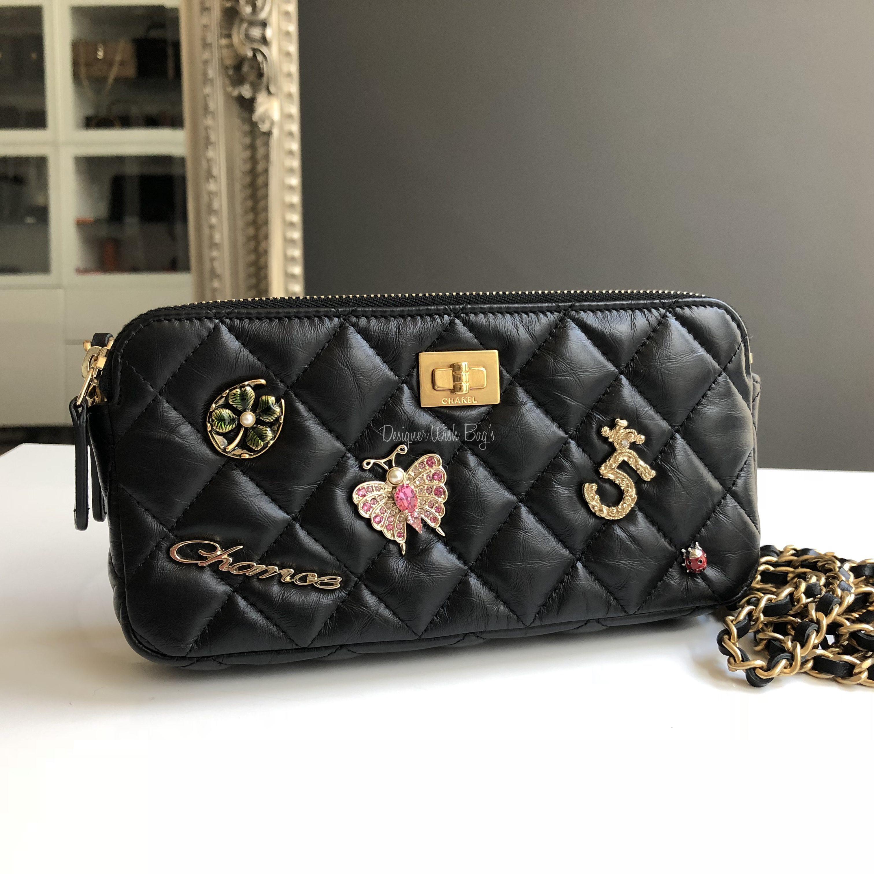 c745f3c8e756 Chanel clutch on chain charms jpg 3024x3024 Chanel clutch