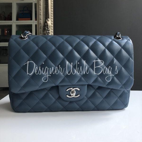 779165527f01 Chanel Jumbo Blue Denim. IMG_9168. IMG_9186. IMG_9171