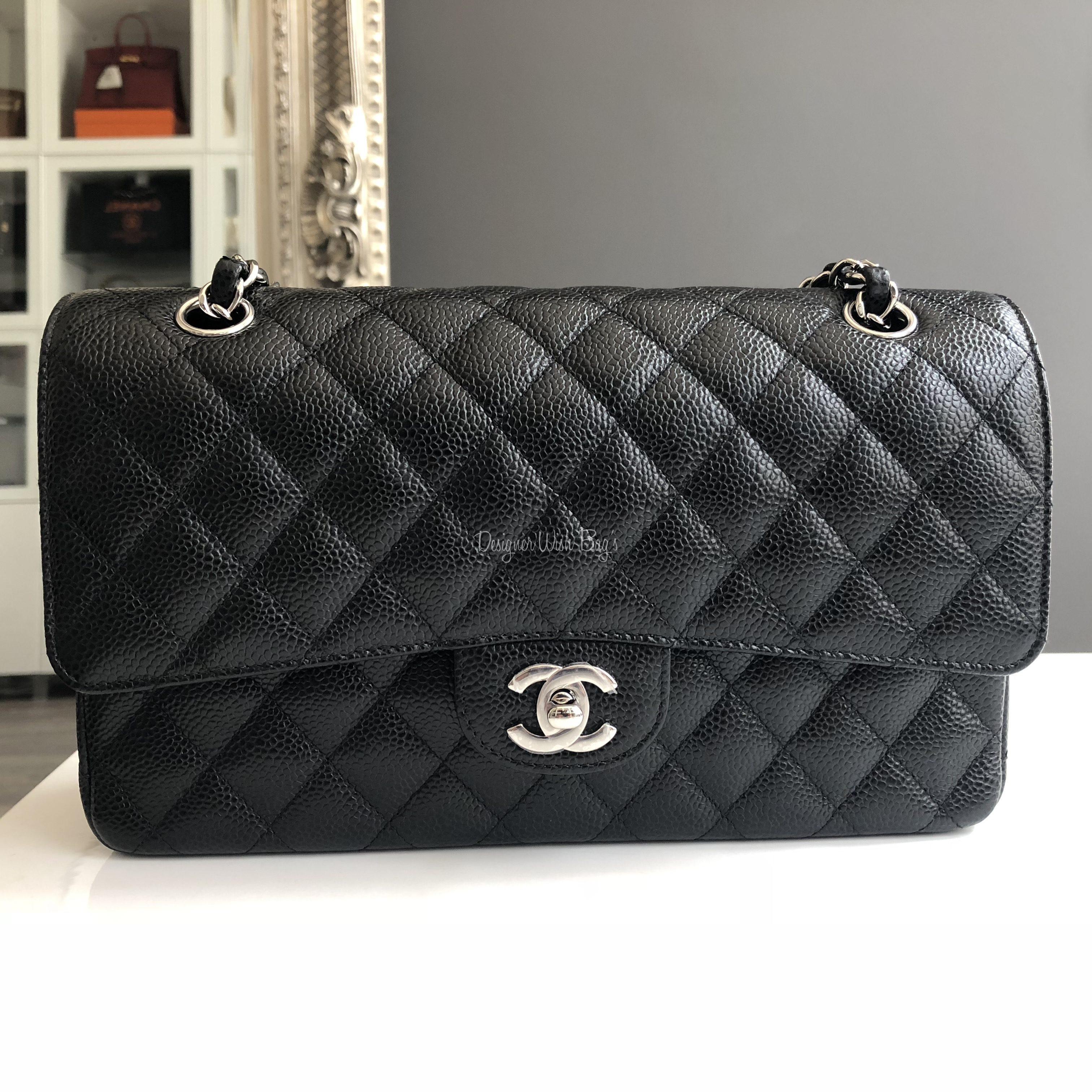fccef3e69f74 Chanel Timeless Medium Caviar -