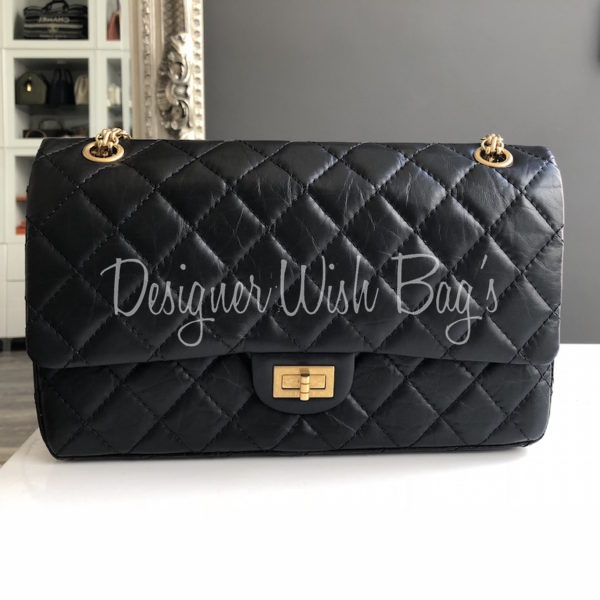 a541e6be0aed Chanel Reissue 226 Black GHW. IMG_2582. IMG_2556. IMG_2559