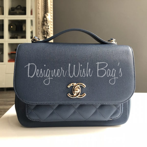 6938e70d2466 Chanel Business Affinity Blue. IMG_2760. IMG_2740. IMG_2743