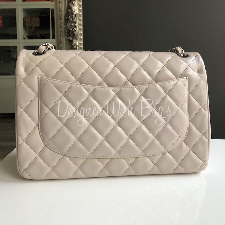 e48391e0423 Chanel Jumbo Powder Pink -