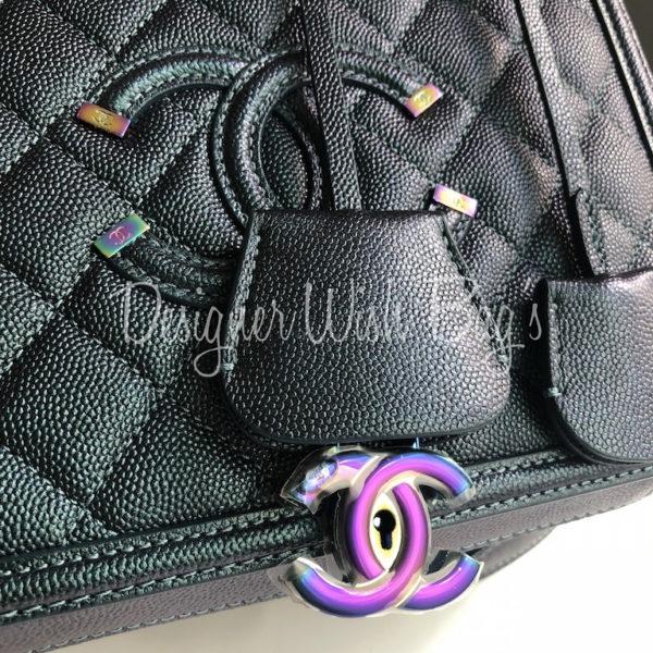 c764bf68711c Chanel Vanity Rainbow Iridescent 18B -