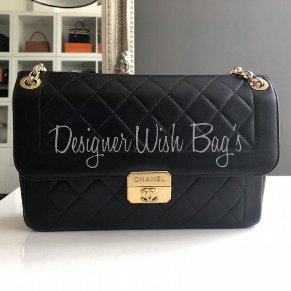 5ea4e93d4bf973 Chanel Single Flap Bag Jumbo. IMG_9479. IMG_9483. IMG_9520