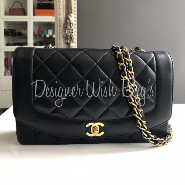 cd0f9a6175daae Chanel Diana Flap Bag. IMG_9975. IMG_9976. IMG_9945