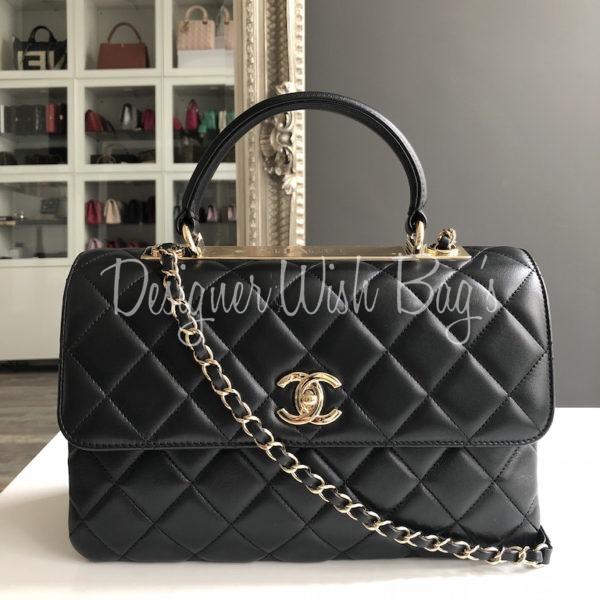 8a98da4a0af0e Chanel Trendy CC Medium Black. IMG 3019. IMG 3017. IMG 3025