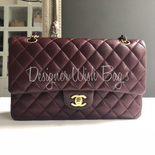 bd7571ff4a66 Chanel Classic Burgundy Caviar. IMG_4713. IMG_4737. IMG_4716