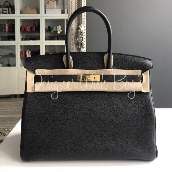 Hermès Birkin 35 Togo Black GHW. IMG 6036. IMG 6038. IMG 6008 4c2d8ae58