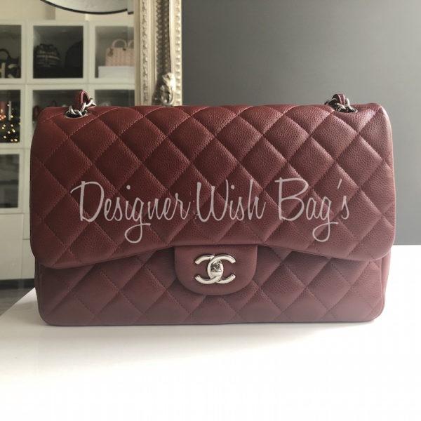 18d57e98933f Chanel Jumbo Burgundy Caviar. IMG_8438. IMG_8412. IMG_8418