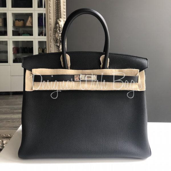 c3f1c137717be Hermès Birkin 35 Black PHW. IMG 4728. IMG 4683. IMG 4684