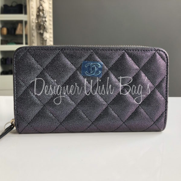 bdb17313 Chanel Wallet Iridescent 19S