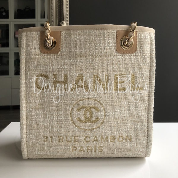 e035a8bf11b8 Chanel Deauville Tote Small. IMG_2091. IMG_2063. IMG_2070