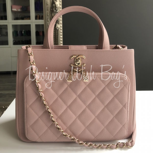 2e9c03c84134bd Chanel Tote Business Affinity Pink. IMG_2093. IMG_2121. IMG_2099