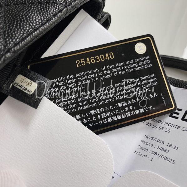 bc85d8177254 Chanel Mini Urban Companion Black. IMG_3101