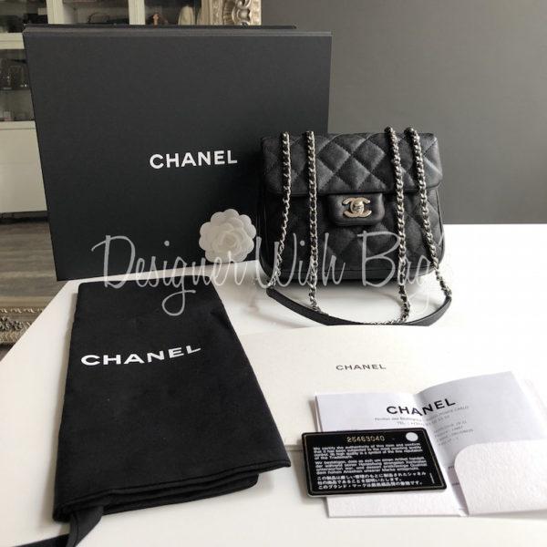 4fcd583de82c Chanel Mini Urban Companion Black. IMG_3101. IMG_3113