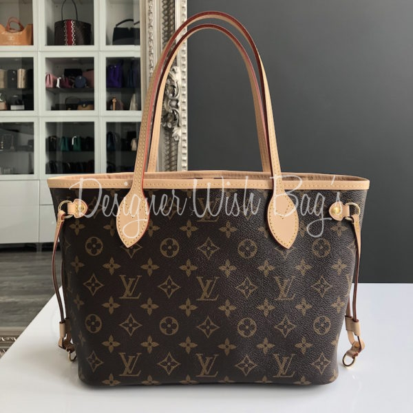6f6b9c0c23 Louis Vuitton Neverfull PM New